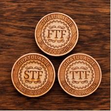 Zestaw uniwersalny FTF / STF / TTF - wzór 2