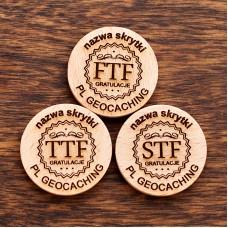 Zestaw spersonalizowany FTF / STF / TTF - wzór 1