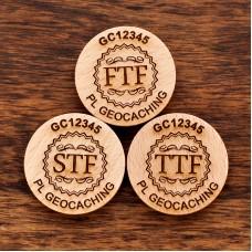 Zestaw spersonalizowany FTF / STF / TTF - wzór 3