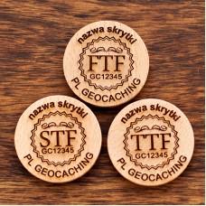 Zestaw spersonalizowany FTF / STF / TTF - wzór 4