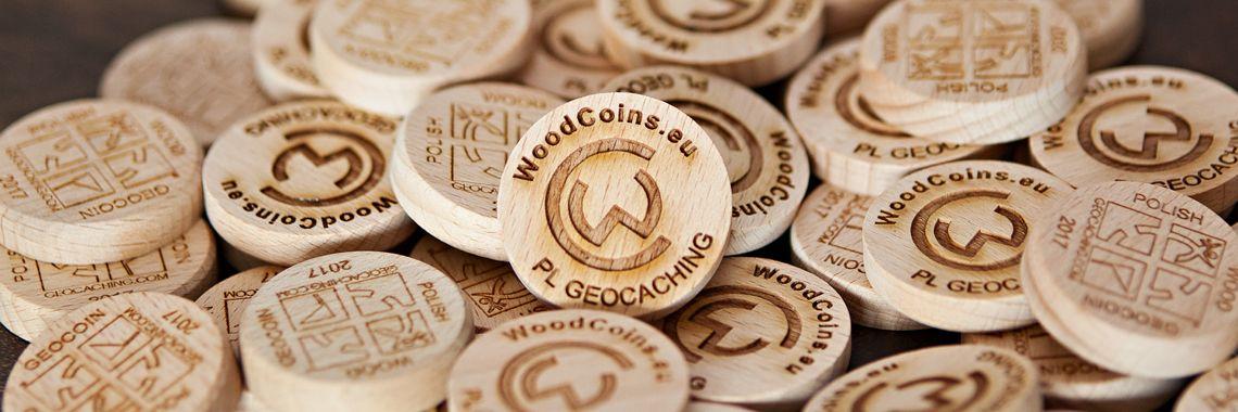PWG, xWG - Drewniaki Wood geocoins
